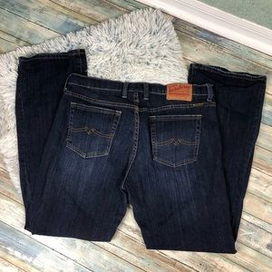 Lucky Brand Size 32 Sweet N Low Boot Cut Jeans